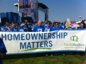 Homeownership Matters Rally